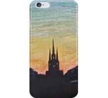 Edinburgh Twilight iPhone Case/Skin