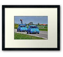 Made in Italy...... Framed Print