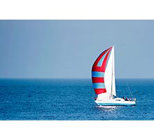 Sail ahoy! Photographic Print