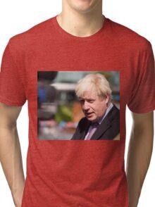 Boris Johnson, mayor of London Tri-blend T-Shirt
