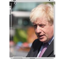 Boris Johnson, mayor of London iPad Case/Skin