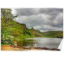 St Margaret's Loch View Poster