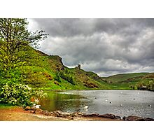 St Margaret's Loch View Photographic Print