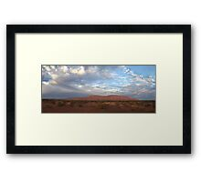Mt Augustus Sunrise Framed Print