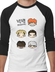Big Bang Fan Art 1.0 Men's Baseball ¾ T-Shirt