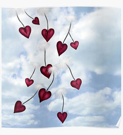 Heart Seeds Version 1 Poster