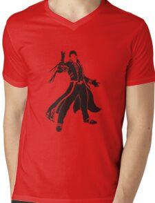 Claudio Mens V-Neck T-Shirt