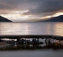 A Loch Ness Sunrise by SteveMG