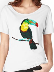 Terry The Toucan Women's Relaxed Fit T-Shirt