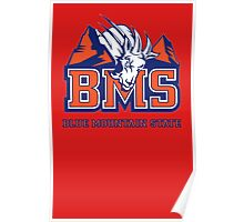 Blue Mountain State Poster