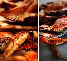 Maryland Blue Crabs  by KeelHauledMike