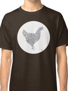 chicken? (happyland) Classic T-Shirt