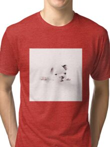 Frenchie Tri-blend T-Shirt
