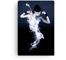 Fantasma Canvas Print