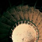 Stairs again by Nicolas Noyes