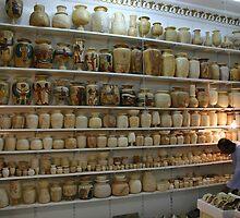 The Alabaster shop west bank Luxor by desertman
