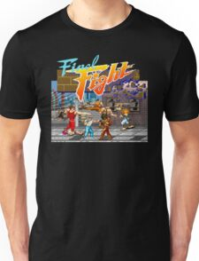 Metro City on fire! Unisex T-Shirt