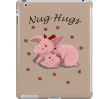 Nug Hugs iPad Case/Skin