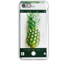 Wilson the pineapple  iPhone Case/Skin