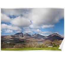 Torrin - Isle Of Skye Poster