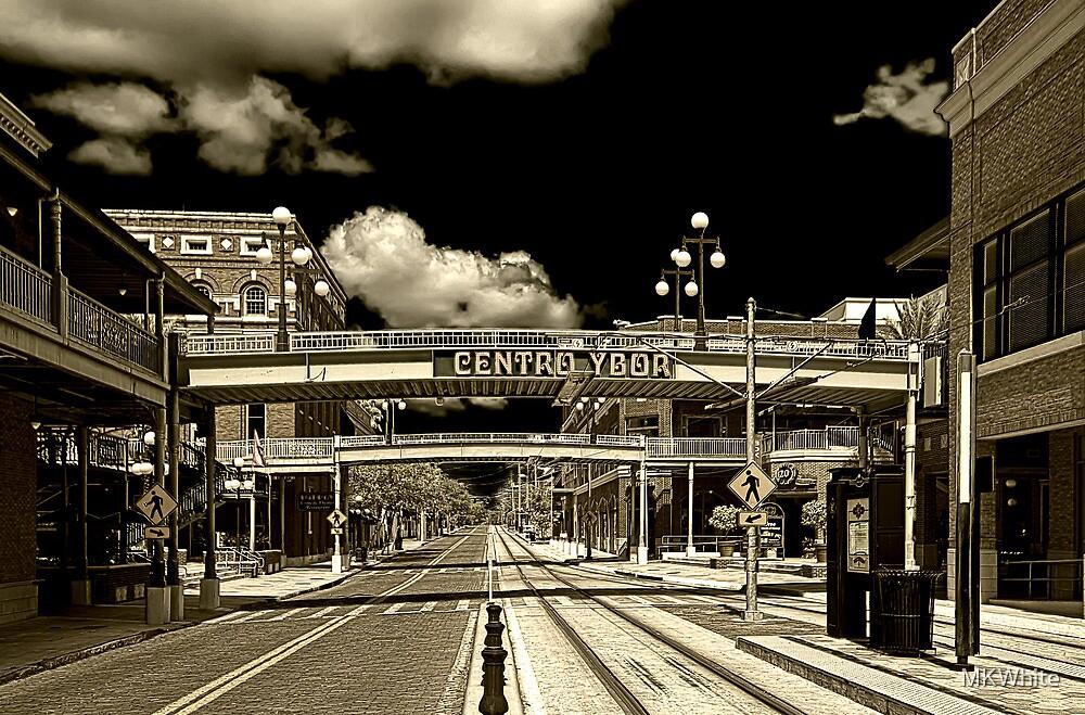 Ghost Town- Ybor City HDR (CS5) by MKWhite