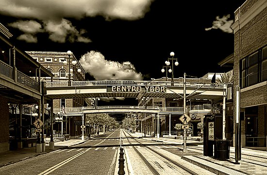 Ghost Town- Ybor City HDR (CS5) by MKWhite