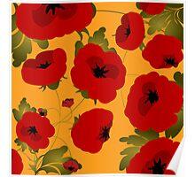 Poppy field forever Poster