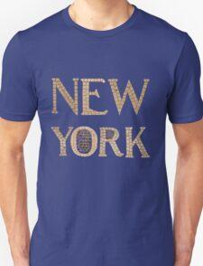 New York Tiles Unisex T-Shirt