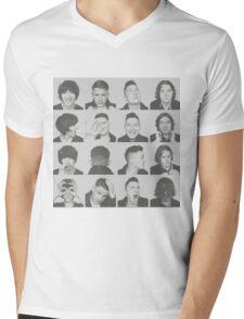 Arctic Monkeys T-Shirt Mens V-Neck T-Shirt