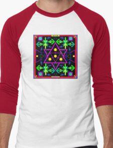 The Faiths  Men's Baseball ¾ T-Shirt
