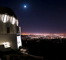 Griffith Observatory by Tony Yu