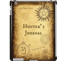 New! Supernatural Hunter's Journals! iPad Case/Skin