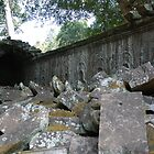 Fallen Building, Siem Reap, Cambodia by SweetLemon