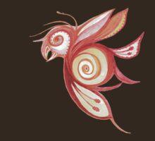Birderfly Tee by Jay Taylor