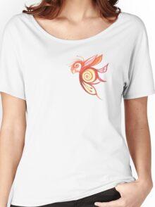Birderfly Tee Women's Relaxed Fit T-Shirt