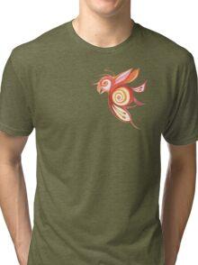 Birderfly Tee Tri-blend T-Shirt