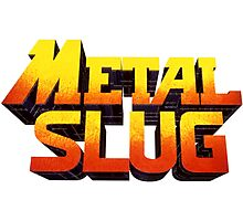 METAL SLUG Photographic Print