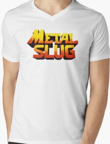 METAL SLUG Mens V-Neck T-Shirt