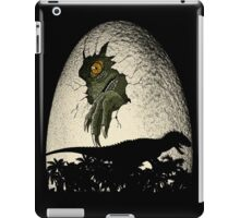 A nightmare is born. iPad Case/Skin