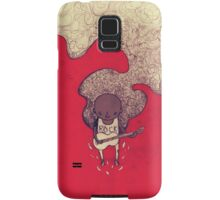Rock and Roll Man Samsung Galaxy Case/Skin