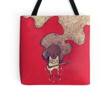 Rock and Roll Man Tote Bag