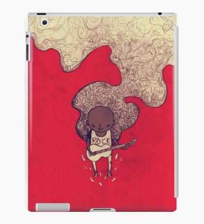 Rock and Roll Man iPad Case/Skin