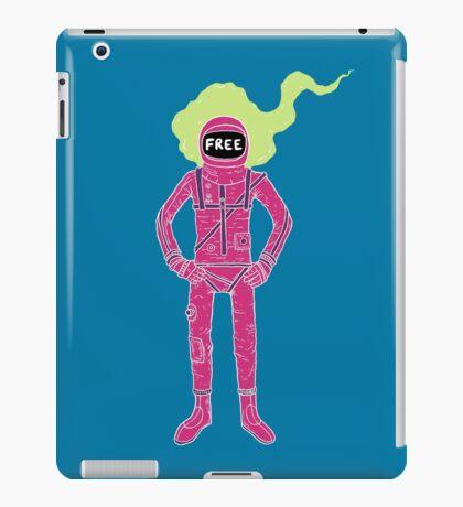 Fire Astronaut iPad Case/Skin
