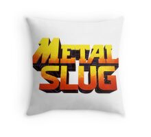 METAL SLUG Throw Pillow