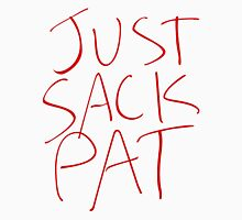 Alan Partridge - Just Sack Pat Unisex T-Shirt