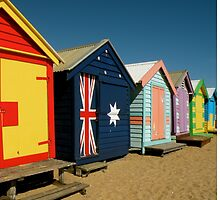bathing boxes by cristalclear