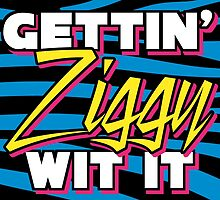 Dolph Ziggler - Gettin' Ziggy Wit It by sonof8bit