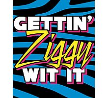 Dolph Ziggler - Gettin' Ziggy Wit It Photographic Print