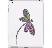 Dragonfly  Neon  iPad Case/Skin