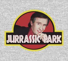 "Alan Partridge ""JURASSIC PARK"" One Piece - Short Sleeve"